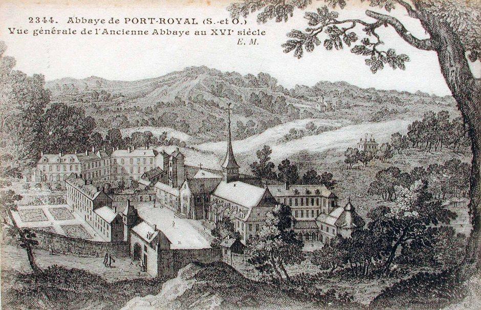Excursion L Abbaye De Port Royal Et Le Jansenisme